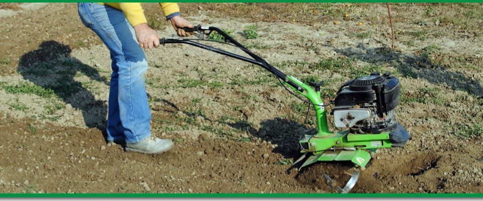 Quality Equipment, Well Maintained - tiller
